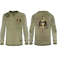 Sweatshirt Spinner Adrenaline Angelpulli Kaputzenpullover M-XXL HotSpot Design
