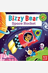 Bizzy Bear: Space Rocket Board book