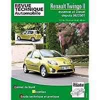 E.T.A.I - Revue Technique Automobile B733.5 - RENAULT TWINGO II PHASE 1 - 2007 à 2011