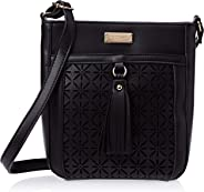 U.S. Polo Assn. Crossbody for Women-Black