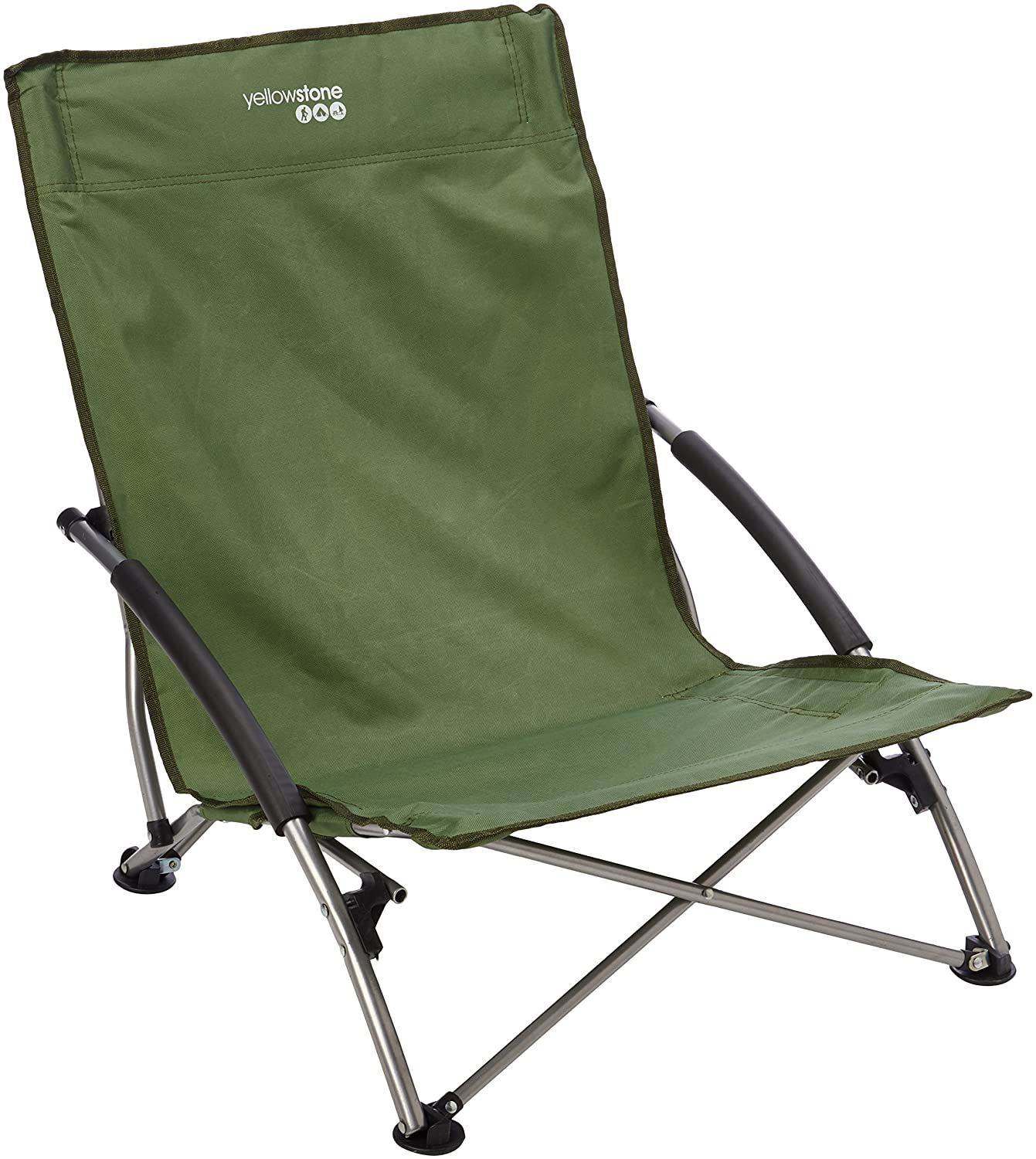 Yellowstone Lightweight Outdoor Low Profile Chair available in