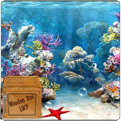underwater-coral-reef-live-wallpaper