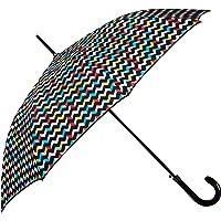 BOLERO OMBRELLI - Ombrello da Pioggia Lungo Classico Antivento e Automatico di alta qualità - Apertura Automatica…