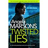 Twisted Lies: An absolutely gripping mystery and suspense thriller (Detective Kim Stone Crime Thriller Book 14) (English Edit