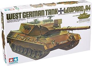 Tamiya 300035112 - Carro armato tedesco Leopard 1A4 (1), scala 1:35