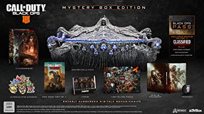 Call of Duty: Black Ops 4 - Mystery Box - [PlayStation 4]