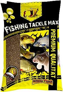 Fishing Tackle Max FTM Amino Flash Virus Boilie 16mm Banane Mais 7200116 Boilies