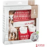Sophie la Girafe Mon Noël Coffret Cadeau