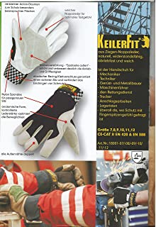 5 Paar Keiler FIT Handschuh  GR.8 Keiler Forst Forsthandschuh Neu