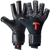 T1TAN keeperhandschoenen voor kinderen, keeper handschoenen kinderen, negatieve cut voetbal handschoenen en 4mm pro grip - ve