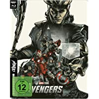 The Avengers - 4K UHD Mondo Steelbook Edition [Blu-ray]