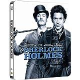 Sherlock Holmes - Steelbook Edition [Blu-ray]