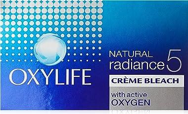 OxyLife Bleach Oxygen Power With Skin Radiance Serum, 27g