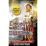Deceiving the Duke of Kerrington (Ladies of Deception Book 1)
