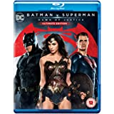Batman v Superman: Dawn of Justice [Ultimate Edition] [Blu-ray] [2016] [Region Free]