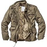 Surplus Raw Vintage Men´s US Fieldjacket M 65, Olive, M