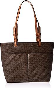 Michael Kors Womens Shopper Bag, Brown/Acorn - 30T9GBFT2B