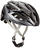 Cratoni C-Breeze Fahrradhelm, Black-Anthracite Glossy, M-L