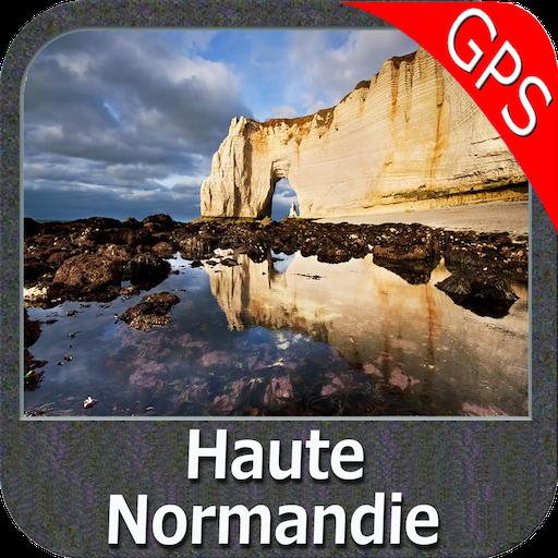 Gps Haut (Haute Normandie GPS Map Navigator)