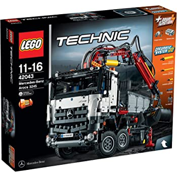 LEGO - 42043 - Technic -  Jeu de construction - Mercedes-benz Arocs 3245