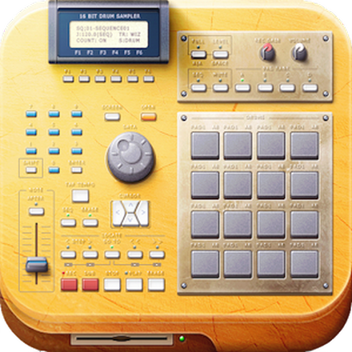 Hip Hop Music Maker - Mpc Drum Kit