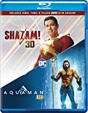 Shazam! & Aquaman (Blu-ray 3D) (2-Disc)