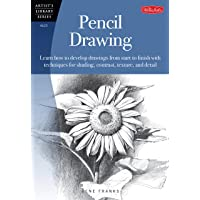 Pencil Drawing: Learn how to develp drawings from start to finish with techniques for shading, contrast, texture, and…