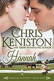 Hannah (Farraday Country Book 8) (English Edition)