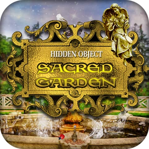 Hidden Object - Sacred Garden