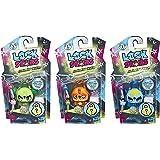 Hasbro Lock Stars E4607EP40 Multipack 2, Modelos /Colores surtidos, Paquete de 3 unidades
