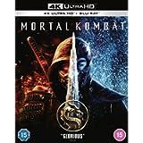 Mortal Kombat [4K Ultra HD] [2021] [Blu-ray] [Region Free]