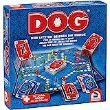 Schmidt Spiele 49331 DOG, de senaste, hundarna, familjespel, FFP-artiklar