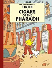 Cigars of the Pharaoh (Tintin Young Readers Series)