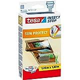 tesa Insect Stop Sun Protect Comfort Vliegenhor voor dakramen - Raamhor - Zonwerend - Snijd op maat, met Powerstrips - Horraa