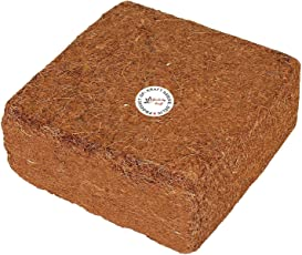 Kraft seeds Coco Peat Plant Coir Bricks (1kg)