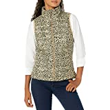 Amazon Essentials Gilet Leggero E Resistente all'Acqua. Outerwear-Vests Donna