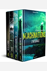 Machinations (thriller): L'intégrale Format Kindle