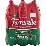 Ferrarelle Acqua Minerale Naturale, 6 x 1.5L