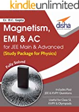 Magnetism, EMI & AC for JEE Main & Advanced (Study Package for Physics)