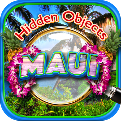 Hidden Objects Maui Island Adventures - Hawaii Secret Photo & Object & Difference Games in Time (Click-adventure-spiele Halloween-point Und)