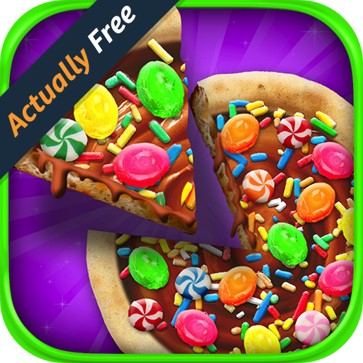 Candy Dessert Pizza Maker - Kids Chocolate Cooking Food Kitchen Games FREE for Boys & Girls