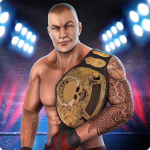 WWE Wrestling Mania MMA Held Abenteuer Revolution Quest: Mayhem Fighting Welt der Krieger Champ Wrestle in Aktion Battle Arena 2018