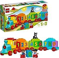 LEGO Duplo My First il Treno dei Numeri,  per Iniziare a Contare Divertendosi con Questo Colorato Treno ed il Simpatico...
