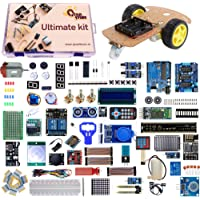 Quad Store(TM) - Ultimate Uno R3 Kit compatible with Arduino IDE