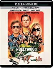 Once Upon a Time in… Hollywood (4K UHD & HD) (2-Disc)