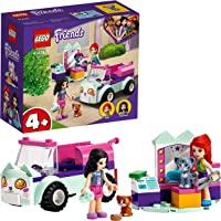 LEGO Cat Grooming Car Building Blocks for 4 Years and Above