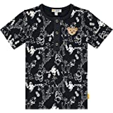 Steiff Henley Camiseta para Niños