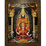 Indianara Engineered Wood Religious Painting, Multicolour, Standard