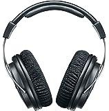 Shure SRH1540, geschlossener Kopfhörer / Over-ear, High-End, geräuschunterdrückend, Kabel austauschbar, Aluminium-Karbon…