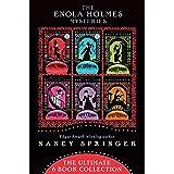 The Enola Holmes Mysteries (English Edition)
